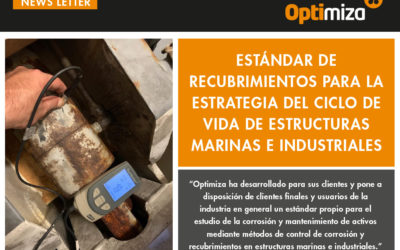 Coating standard for the strategy of the service life of marine and industrial structures