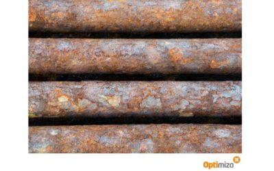 Corrosión por alta temperatura.