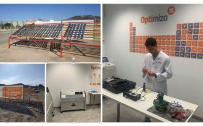 Comportamiento y calificación de materiales en ambientes de corrosividad atmosférica.
