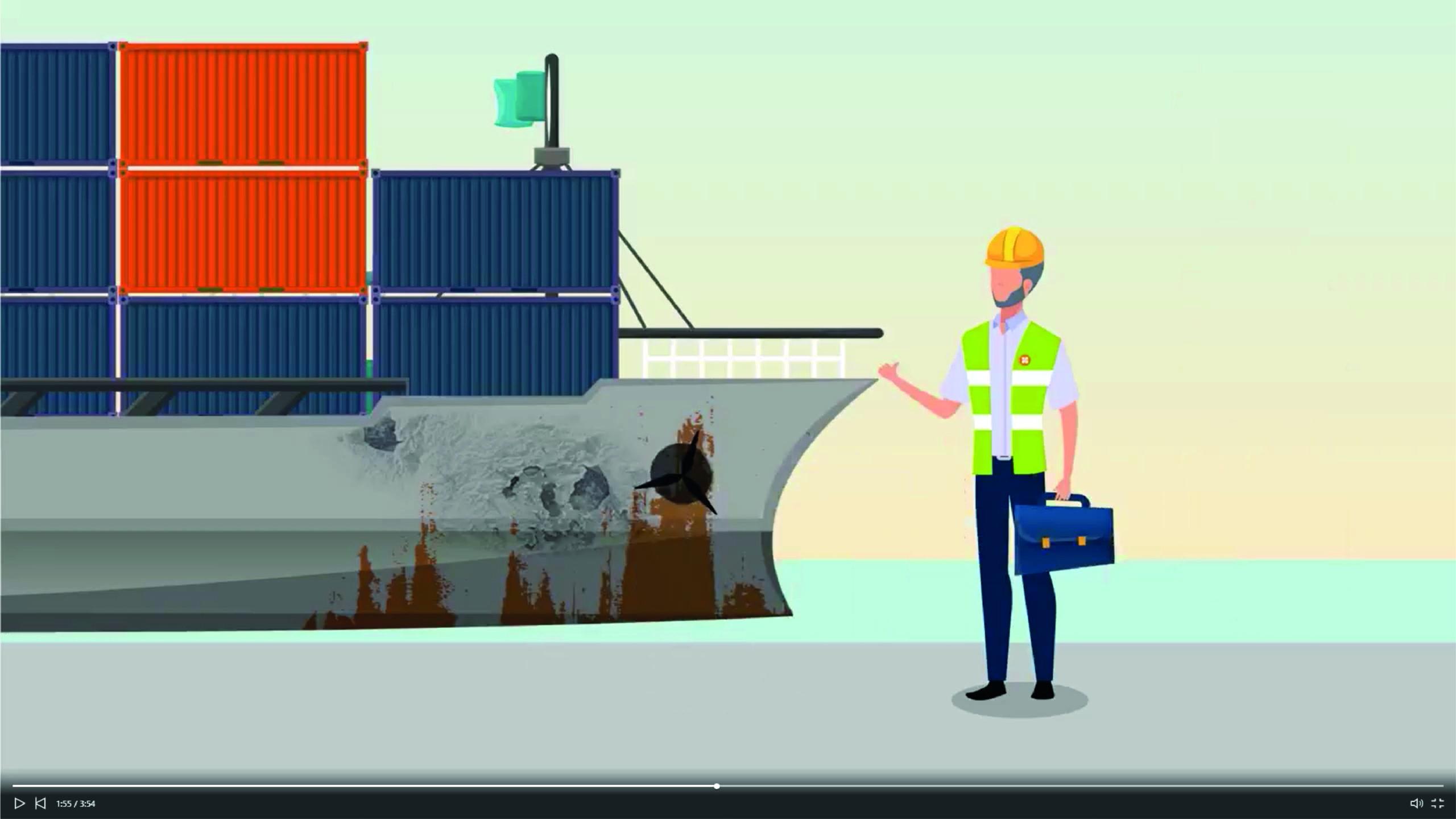 Video de análisis de fallo en Corrosion y Recubrimientos.